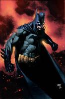Dark Knight by spidey0318