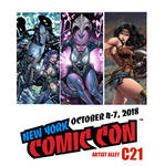 NYCC '18 by spidey0318
