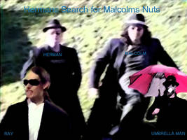 A Movie of Malcolm and Herman by Rythmear