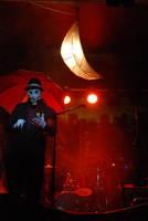 Umbrella Man 38 by Rythmear