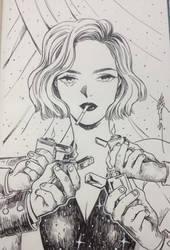 Favorite woman by toriyamatora66