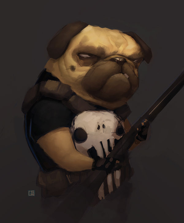 The Pugnisher by Corey-Smith