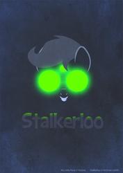 Stalkerloo poster [Night] by karidyas
