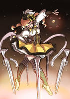 Tomoe Mami by LovableQueen