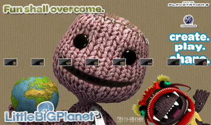 LittleBIGPlanet PS3 Theme by mr-billionaire