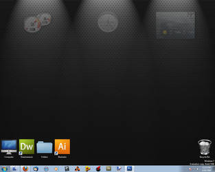 Windows 7 Screenshot by mr-billionaire