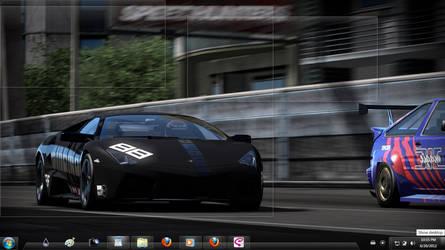 My Lamborghini Desktop by citoela