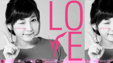 Pink Desktop by citoela
