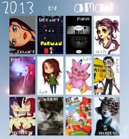 2013 by eimiko-chan