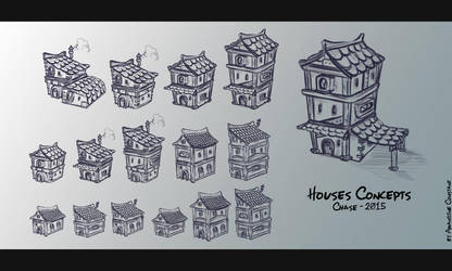 CHASE - Houses Concepts by eimiko-chan