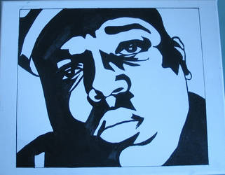 Notorious B.I.G. by Bloes