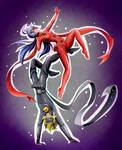 Miraculous Ladybug by KoTana-Poltergeist