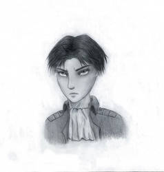 Levi Ackerman by Tinch123
