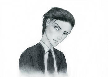 Artemis Fowl The II. by Tinch123