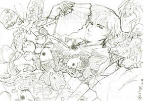 Oriental Delight by SakuraiChidori