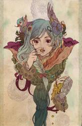 Mori Girl by SakuraiChidori