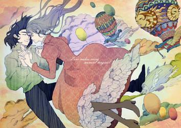 Magical Romance by SakuraiChidori