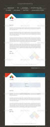 Corporate identity package by emvalibe