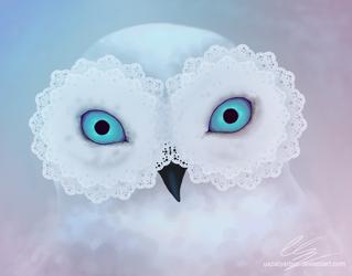 Turquoise eyed by UszatyArbuz