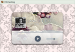 Custom box: Modern Player (CSS) by UszatyArbuz