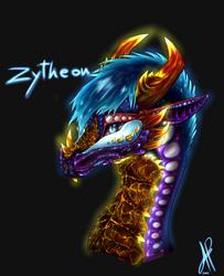 Zytheon Portrait by Alita-Berserker