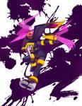 [MMZ-FC] Hermit King Shadow Camazotz by MinerofSkies
