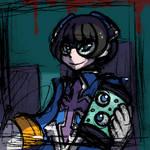 [2k18 SUPER LATE Halloween] Teen Dr. Weil by MinerofSkies