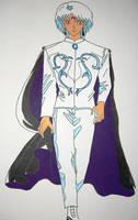 Prince Diamond by DavisJes