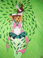 Super Sailor Jupiter by DavisJes