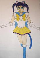 Sailor Luna by DavisJes