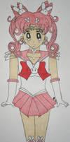 Sailor Kousagi by DavisJes