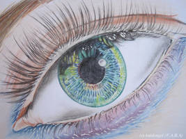 ..I see you in color.. by kaldengel