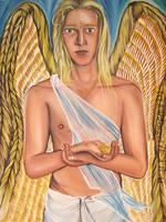 Messenger of light by kaldengel