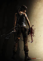 Lara Croft by vanadise