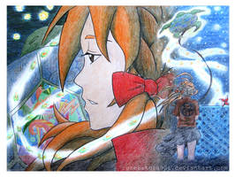 Bringing light into my life by rosesakura921