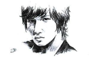 Lee Min Ho by rosesakura921