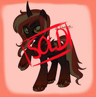 MLP Point-Adoptable 2# Volcanocorn - CLOSED by DragonEmpress666