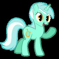 Lyra - Vector by EpicGaara