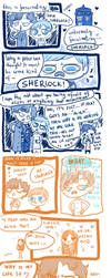 SH DW comics by Fensterseifer