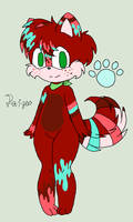 Cherry Lemurhusky Custom by Paige-the-unicorn