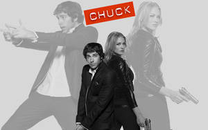 Chuck by aaLcatRaZ