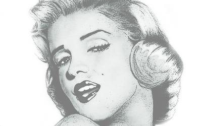 Marilyn Monroe by remix0000