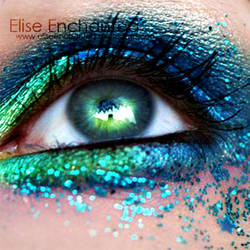 Green lights by EliseEnchanted