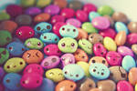 Cute faces wallpaper by EliseEnchanted