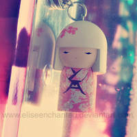 Kimmi doll by EliseEnchanted