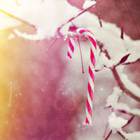 Candy Cane by EliseEnchanted