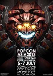 Popcon Asia 2013 by EgoPlus