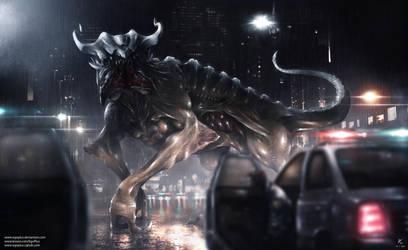Alien by EgoPlus