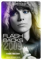 Flash Backs 2009 Flyer by An1ken