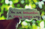 you are beautiful. by this-is-the-life2905